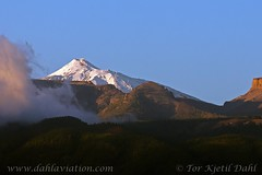 Mount Teide. (dahlaviation.com Thanks for over 1 !! million view) Tags: sunset spain tenerife teide mountteide