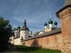The Beaty of Rostov Kremlin (lyolikavae) Tags: summer church russia rustic holy kremlin rostov goldenring  uploaded:by=flickrmobile flickriosapp:filter=nofilter