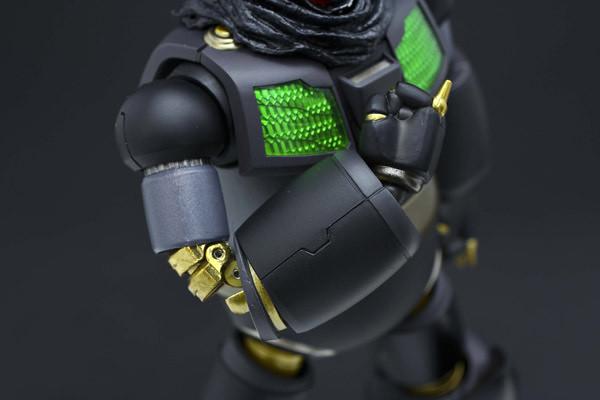 【追加實際商品圖】千值鍊 × T-REX 黑蓋特 ブラックゲッター
