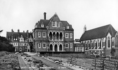 Eastbourne All Saints Hospital (robmcrorie) Tags: history hospital sussex all britain saints patient medical health national doctor nhs eastbourne service medicine british nurse ward clinic healthcare development disease illness institution hsopital infiormary