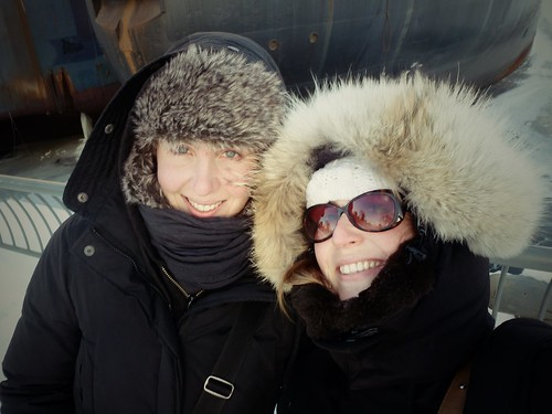 Avec Joyce, Montréal, Québec