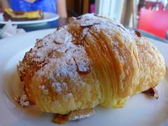 On A Summer's Day (Sandy Austin) Tags: newzealand food foods auckland northshore northisland mairangibay pukekos almondcroissant sandyaustin panasoniclumixdmcfz40