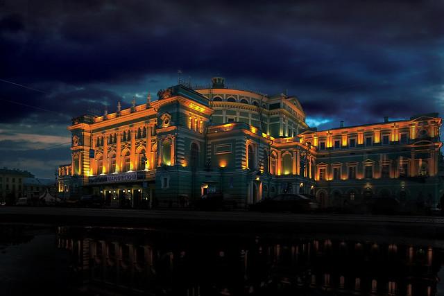 Mariinsky Theatre © Sergei Tyagin