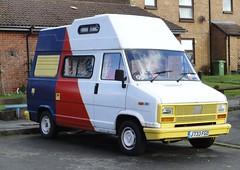 1991 FIAT DUCATO (shagracer) Tags: home diy fiat vehicle motor van camper motorhome dormobile ducato caravanette j733fgu