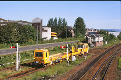 19349 Stirling 15 juni 1996 (peter_schoeber) Tags: scotland stirling treinvakantie treinvakantieinschotland zomervakantieinschotland summerhollidayinscotland stirling15juni1996 15juni1996 trainholidyainscotland