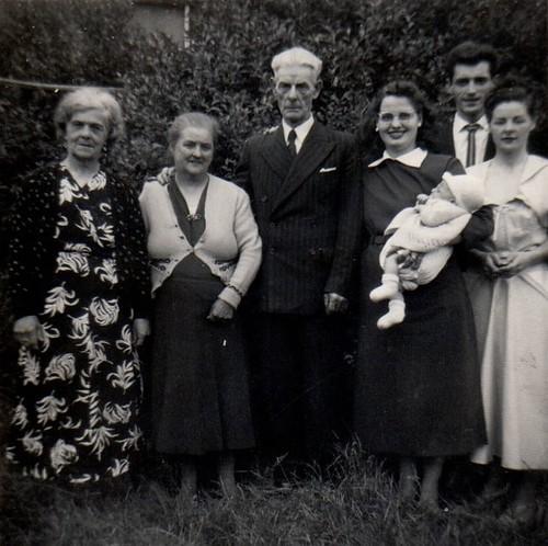 Joe and Sadie McNally 1950s