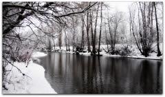 Mission Creek (J.Blankenburg) Tags: winter canada creek okanagan mission snowing kelowna