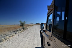...on the road (L▲iv ©) Tags: africa nikon desert namibia kalahari 2014 laivphoto