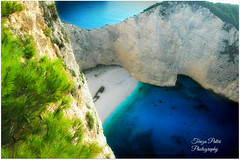 Zakynthos, Shipwreck (Terezaki ✈) Tags: life blue light summer seascape green beach nature landscape geotagged photography photo spring sand day ship searchthebest live hellas greece grecia greekislands zante zakynthos pictureperfect ionian zakinthos naturesfinest navagio location4 ionianislands 100faves 50faves 100favs 80faves anawesomeshot flickrdiamond theperfectphotographer shiwreck fiordilevante isoladoro