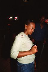 Eyethu Sports Tavern Township Dance Club Motherwell Township Port Elizabeth South Africa Fun Time with Ndileka Jan 13 1999 156 (photographer695) Tags: motherwell township pe south africa jan 1999 152 nomsa eyethu sports tavern dance club port elizabeth fun time with ndileka 13