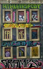 Sweet Toof (Alex Ellison) Tags: pink urban streetart graffiti gallery teeth gums tudor va graff gramps fang gruesome southkensington mlc victoriaalbertmuseum cwc athletesfoot midlifecrisis southwestlondon cwk fridaylate sweettoof seestudio hackneywicktakeover cuntywankerscrew
