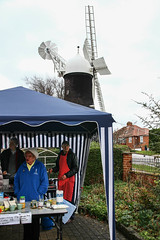 Holgate Windmill pancake day 2014 (2)