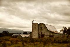 South Sparta Farm (John_Kent) Tags: barn rural rustic photomatix johnkent singleexposurehdr tennesseebarn