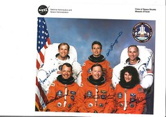STS-64 (This used to be my hobby, Space Travell, Astronomy) Tags: portrait mercury space signature astronaut nasa autograph crew apollo gemini cosmonaut center esa sts travel apollosoyuz astp human space sts64 johnson bemannte raumfhart spaceflight