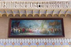 Painting (Glenn Shoemake) Tags: barcelona hospitalsantpau canonef1635f28lii