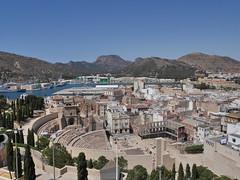 Cartagena (wisze) Tags: spain espana cartagena spanje