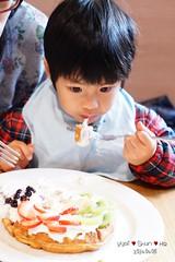Delicious Waffle! (Shun Daddy) Tags: zeiss 35mm spring sony korea full carl seoul frame fe za ff f28 a7 2014 sonnar mirrorless