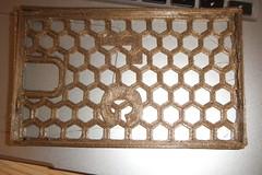 DSCF8526 (www.guyk.fr) Tags: 3d printer parts mini part printed rostock