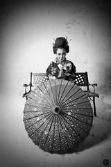 The story of Geisha II (vineetsuthan) Tags: dubai uae onelight vineetsuthan muhaisana4 vineetsuthanfashionworkshop
