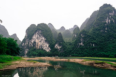 2014 9 Xing Ping (18) (SirLouisLau95) Tags: china mountain spring guilin yangshuo 中国 桂林 春天 阳朔 xingping 兴平