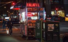 Falafel everywhere! (dansshots) Tags: nyc nightphotography open nightshot manhattan midtown falafel bigapple iloveny newyorkatnight thebigapple openforbusiness nycatnight midtownnyc midtownnewyork dansshots