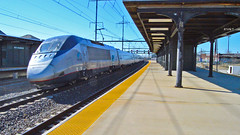 acela2000 (ExactoCreation) Tags: railroad speed train high amtrak express nec acela northeastcorridor