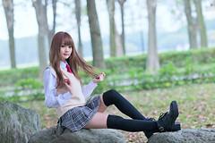 _I1R2953 (mabury696) Tags: portrait cute beautiful asian md model wang lovely  q bi 2470l           asianbeauty   cubie 85l   1dx   q  5d2  5dmk2