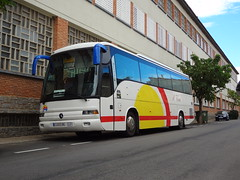 PEDRO VERA Z-2453-BG - Mercedes Benz O-404 Noge Touring (Alejandro CT) Tags: touring noge