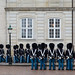 Change of Guards at Amalienborg, Amalienborg Slotsplads, Copenhagen, Denmark