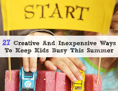 27 Innovative And Inexpensive Ways To Keep Children Active This Summertime (emreticaret53) Tags: children this keep summertime ways inexpensive active innovative