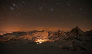 Schweiz - Small Matterhorn