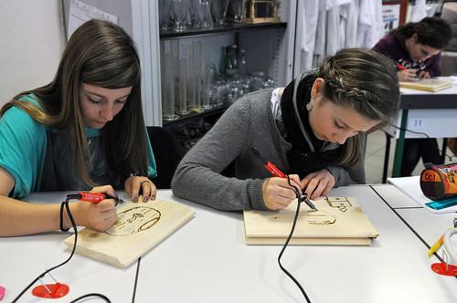 g-Atelier de dessin et de pyrogravure©l-Moriceau