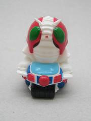 Kamen Rider (The Moog Image Dump) Tags: bike puppet finger motorbike hero rider bandai kamen tokusatsu