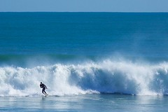 Thu, Feb 12, 2015 - afternoon surfing, 06 (Ed Yourdon) Tags: ocean surf florida surfer surfing surfboard indialantic