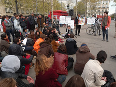 Nuit Debout (ComputerHotline) Tags: paris france outdoors vacances ledefrance crowd protest foule vacations fra manifestation lifestyles protestor urbanscene traveldestinations citybreak manifestant nationallandmark internationallandmark scneurbaine styledevie prisedevueenextrieur destinationdevoyage hautlieutouristiqueinternational hautlieutouristiquenational escapadeurbaine
