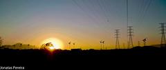 Meu bom dia pro sol! Obrigado Jesus, acordei.....mais um dia...Vamos que vamos! (Pereira Jonatas) Tags: sol riodejaneiro de do rede nascer energia silhueta