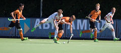 15053820 (roel.ubels) Tags: hockey amsterdam sport oz eindhoven playoffs finale zwart oranje fieldhockey ahbc 2016 topsport knhb
