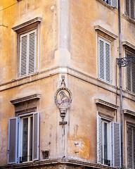 Rome, Italy (Melanie Alexandra Photography) Tags: windows italy rome roma architecture aged patina