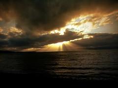 Solnedgang (g.rokke) Tags: sunset sea sun sol water norway norge zonsondergang zee srtrndelag zon vann solnedgang sj noorwegen trndelag trondheimsfjorden