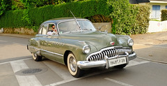 BUICK ROADMASTER 1949 (claude.lacourarie) Tags: old classic cars vintage buick automobile collection 1949 ancien vehicule roadmaster benodet tourdebretagne