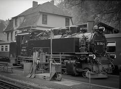 Der Rasende Roland (pixel-art) Tags: analog 150 hp5 analogue rodinal rgen ruegen dampflok steamlocomotive mamiya645protl vuescan