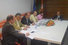 Reunião Comissão Coordenadora Autárquica Nacional com CPD Lisboa