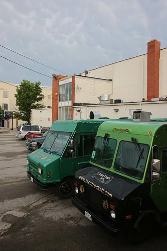 Two Taco Trucks