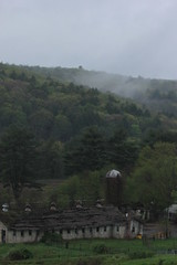 (M.J.H. photography) Tags: fog barn farm connecticut newengland ct hike silo trail uconn storrs mansfield