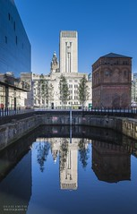 Liverpool 2016 (Ollie Smith Photography) Tags: reflection architecture liverpool nikon lightroom merseyside sigma1750 d7200