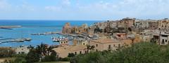 Castellammare del Golfo (ec1jack) Tags: ocean trip sea italy holiday castle spring europe mediterranean harbour may april sicily 2016 castellammaredelgolfo kierankelly ec1jack canoneos600d
