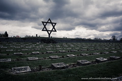 Terezin Cemetery (A.Nilssen Photography) Tags: camp cemetery konzentrationslager prison theresienstadt kl mala kz lager concentrationcamp gestapo terezin smallfortress pevnost