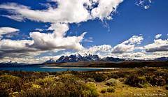Torres Del Paine National Park (Priscila de Cssia) Tags: chile wild patagonia naturaleza mountain mountains nature landscape nikon colorful wildlife natureza stunning andes torresdelpaine cuernos d90 torresdelpainenationalpark cuernosdelpaine