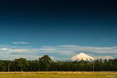 Earthrise (.KiLTRo.) Tags: freire ixregin chile kiltro temuco villarrica volcn volcano mountain trees countryside outdoor clouds sky