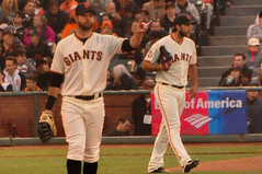 DSC_0136 (paul mariano) Tags: usa america paul brewers san francisco baseball giants vs mariano rt knothole mil paulmarianocom 2o16